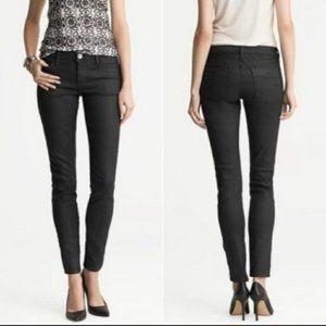 Banana Republic Skinny Ankle Coated Jeans sz 29
